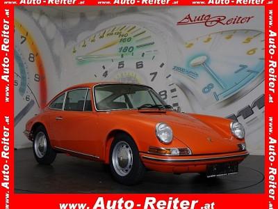 Porsche 912 Coupe Kompletter Neuaufbau bei BM    Auto Reiter in
